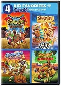 4 KIDS FAVORITES (AND THE LEGEND OF THE VAMPIRE/IN WHERES MY MUMMY/AND