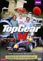 TOP GEAR: SEASON 14 (3DVD)