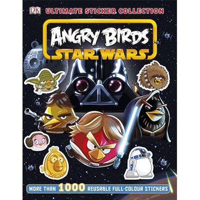 Angry Birds Star Wars Ultimate Sticker Collection 9781409333111