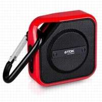 TREK MICRO WIRELESS SPEAKER (RED)