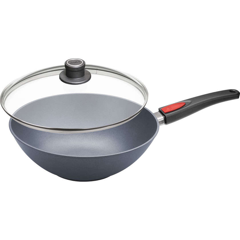 WOLL Diamond Plus 30cm Mini Wok with cover