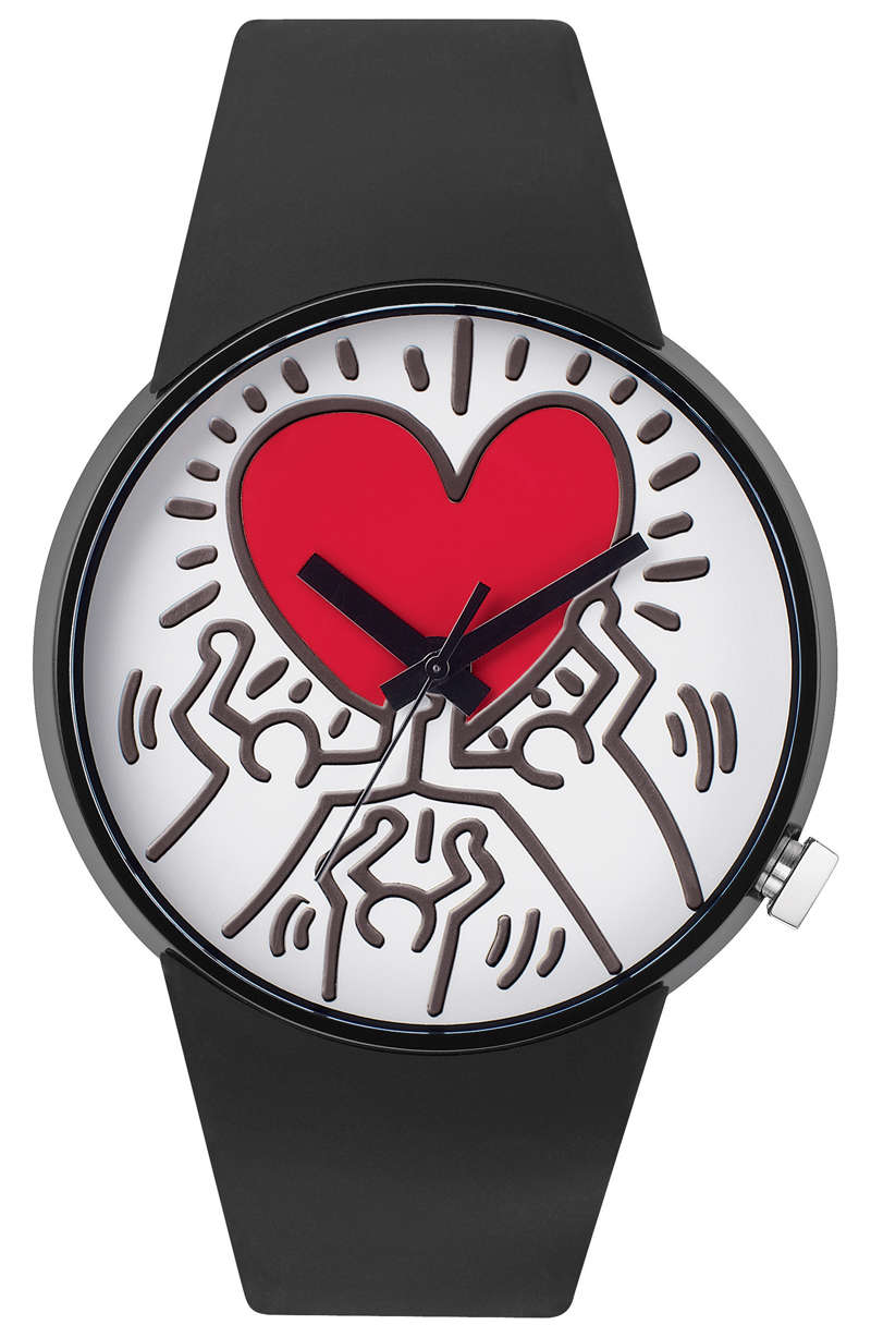 Keith Haring x odm watch