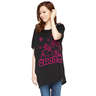 Let's Party 3 Lady Loose Long Tee