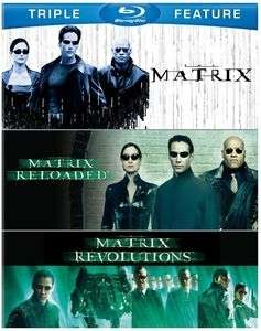 MATRIX/MATRIX RELOADED/MATRIX REVOLUTIONS (3BR)