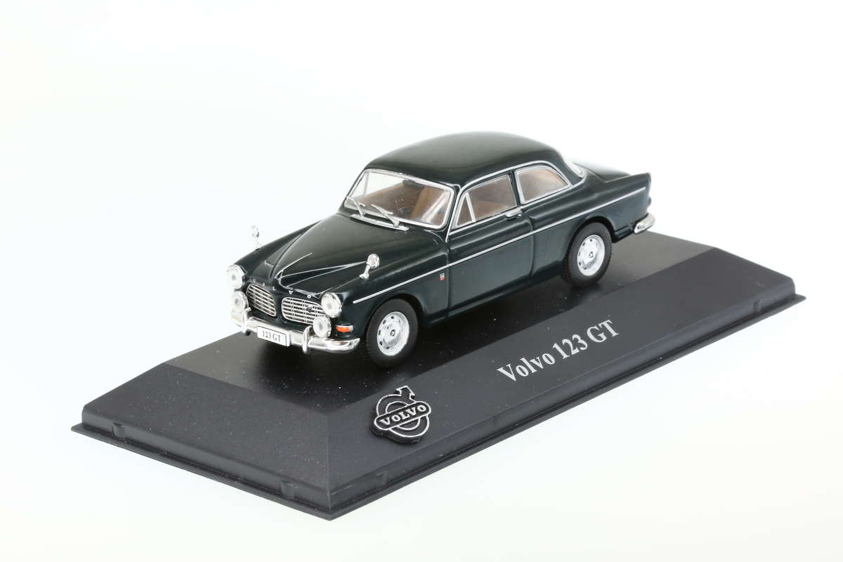 1/43 Atlas Editions -Volvo 123GT