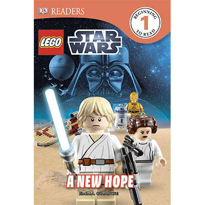 LEGO Star Wars A New Hope (DK Readers Level 1) 9781465420275
