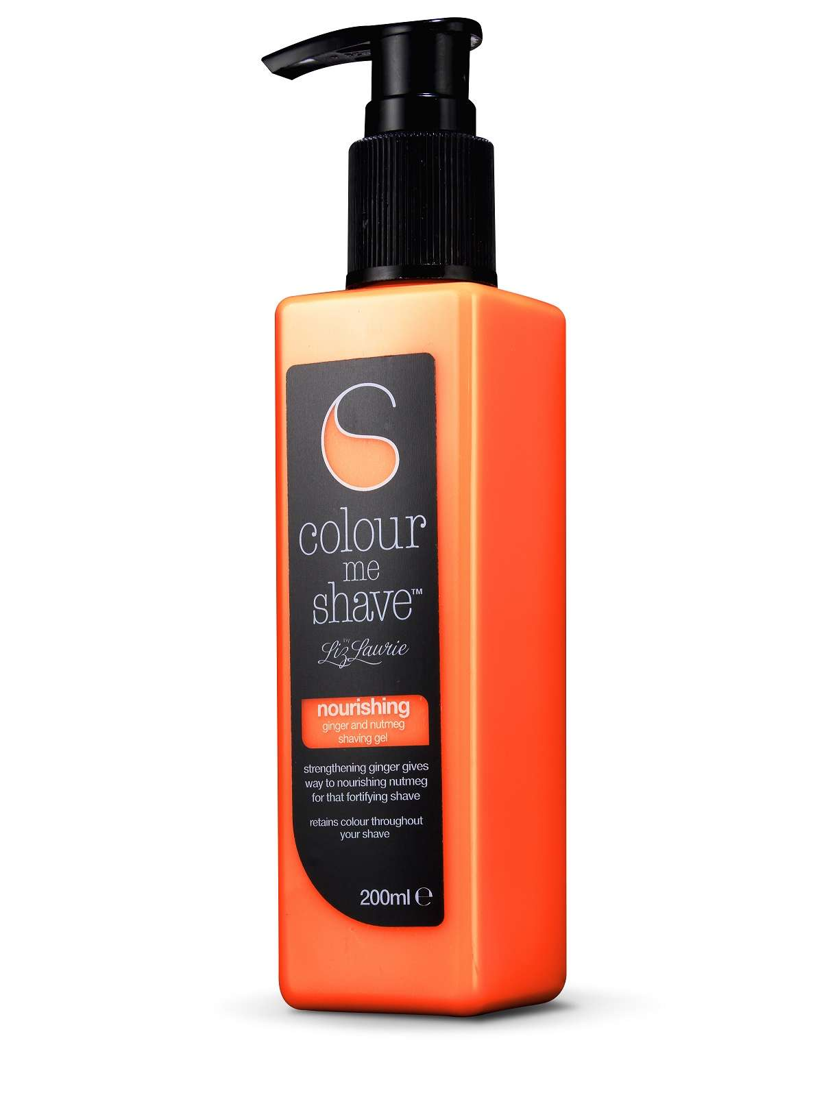 Shaving Gel (ORANGE)