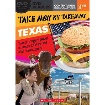 Take Away My Takeaway: Texas (DVD Readers) 9781908351029