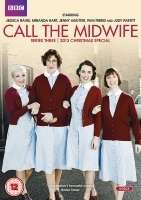 CALL THE MIDWIFE: SERIES 3 (4DVD)