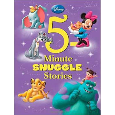 5-Minute Disney Snuggle Stories 9781423167655