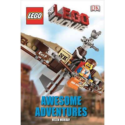 The LEGO Movie Awesome Adventures (DK Reader Level 2) 9781409341680