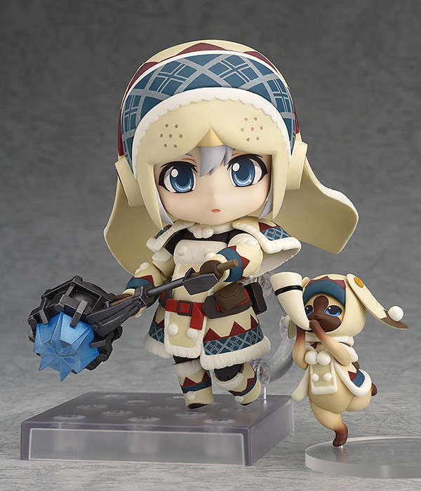 "NENDOROID ""Hunter: Female - Lagombi Edition"""