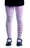 Israel Art Tights - Purple Candy Land