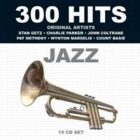 300 HITS: JAZZ (15CD) (US VER)