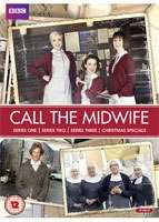 CALL THE MIDWIFE: SERIES 1-3 (8DVD)