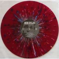 BOB DYLAN (SPLATTER VINYL: PURPLE) (UK VER)