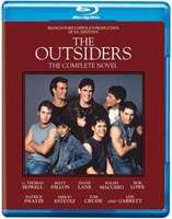 OUTSIDERS (1983) (COMPLETE NOVEL ED)