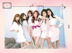 PINK MEMORY (WHITE VER)