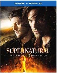 SUPERNATURAL: COMPLETE TENTH SEASON (4BR)