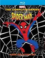 SPECTACULAR SPIDER MAN: COMPLETE SERIES (4BR COLLECTORS SET)