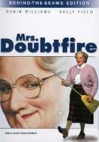 MRS DOUBTFIRE (BEHIND THE SEAMS ED)