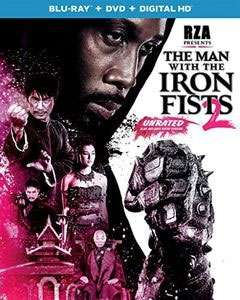MAN WITH THE IRON FISTS 2 (+DVD) (UNRATED)