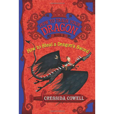 How to Train Your Dragon  #9 How to Steal a Dragon's Sword 9780316205702