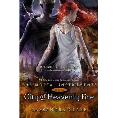 Mortal Instruments #6 City of Heavenly Fire 9781406332933