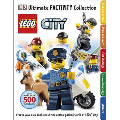 LEGO City Ultimate Factivity Collection 9781409352570