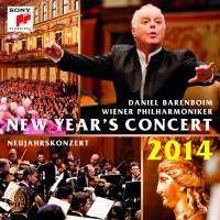 NEW YEARS CONCERT 2014 (2CD)