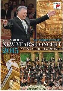 NEW YEARS CONCERT 2015