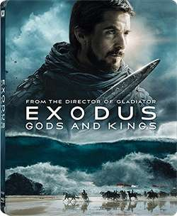 EXODUS: GODS & KINGS (3BR: 2D & 3D VER: STEEL BOX)出埃及記:神王帝