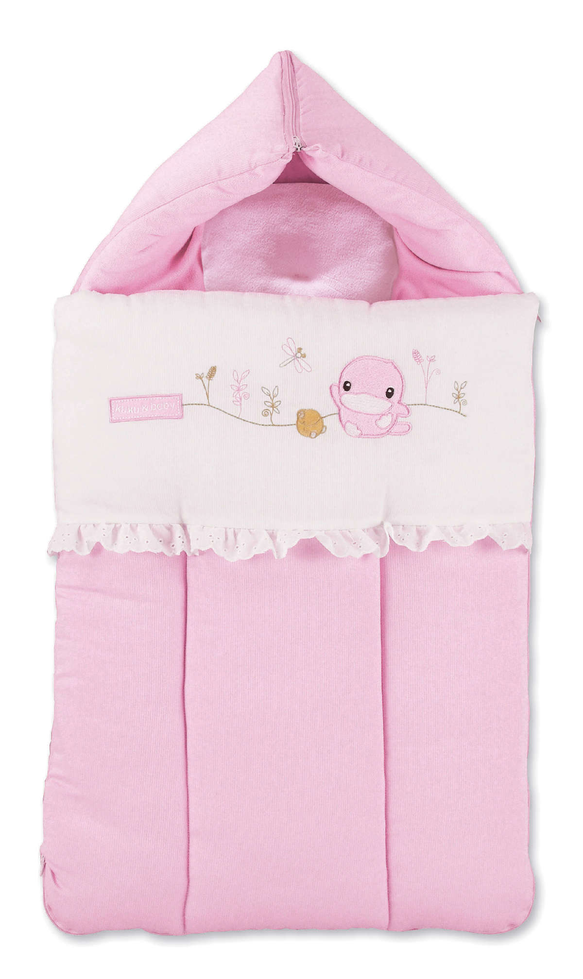 Swaddle Comforter - Pink