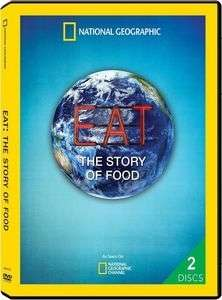 EAT: STORY OF FOOD (2DVD)