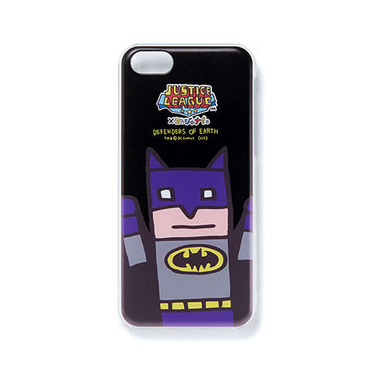 iPhone 5C - Justice League X Korejanai  手提電話保護套