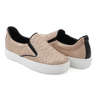 Zenn dark alligator slip-on