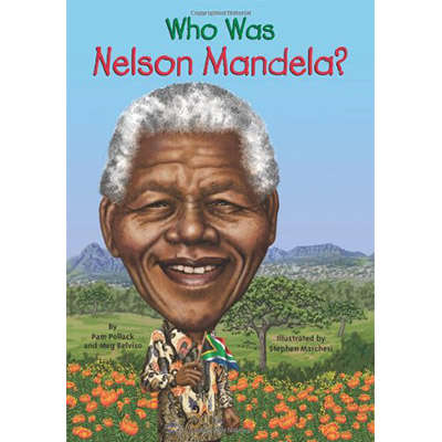 Who Was Nelson Mandela?9780448479330