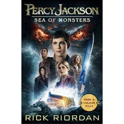 Percy Jackson and the Sea of Monsters 9780141346137
