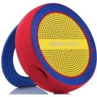 MIRA: BLUETOOTH SPEAKER (WATER RESISTANT) (RED/BLUE/YELLOW)