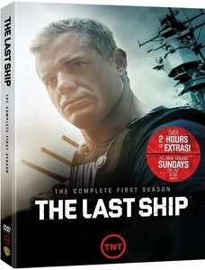 LAST SHIP: COMPLETE FIRST SEASON (3DVD)
