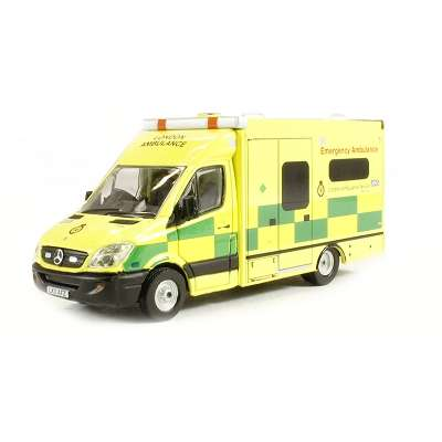 1:76 Mercedes Ambulance London