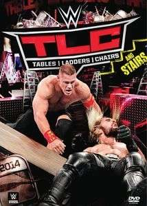 WWE TLC: TABLES LADDERS & CHAIRS 2014