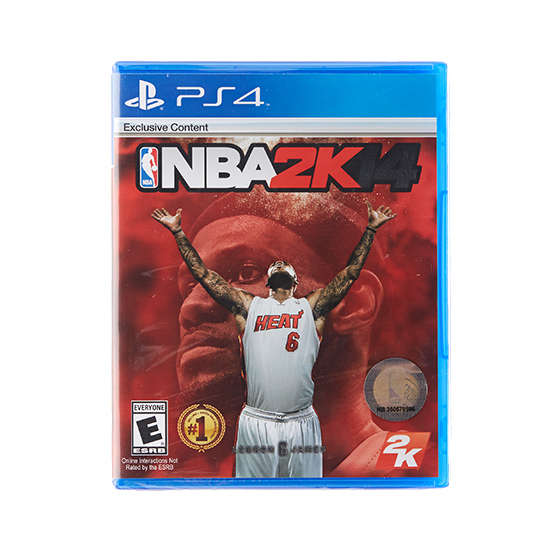 PlayStation®4 NBA 2K14(美版)