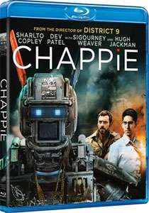 CHAPPIE (MASTERED IN 4K) (2015)超人類:卓比