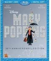 MARY POPPINS (+DVD: 50TH ANNIVERSARY ED)