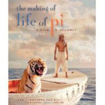 Life of PI: A Film, A Journey 9780062114136