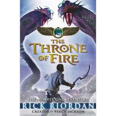 The Kane Chronicles #2:The Throne of Fire 9780141335674
