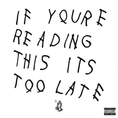 IF YOURE READING THIS ITS TOO LATE (DELUXE ED)