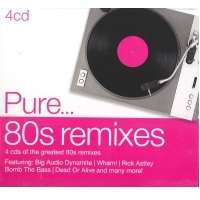 PURE 80S REMIXES (4CD)