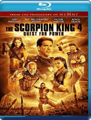 SCORPION KING 4: QUEST FOR POWER蠍子王4:群雄逐鹿